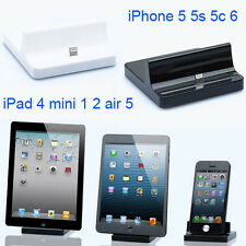1xFothutech Fast Charge desk dock station battery charger for iPad 4/mini2/air5