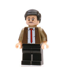 Custom Print Design LEGO Minifigure - Mr Bean