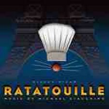 Ratatouille - Soundtrack - Various Artists (NEW CD)