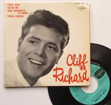 "Vinyle 45T Cliff Richard and the Shadows   ""Forty days"""