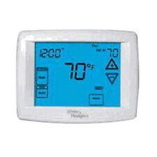 """White Rodgers 1F95-1277 Emerson Big BLUE 12"""" Touchscreen Programmable Thermostat"""