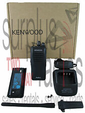 Kenwood Protalk BRS TK-2400V4P 4CH VHF 2W BUSINESS RADIO WAREHOUSE SECURITY
