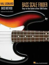 Bass Scale Finder by Chad Johnson (Paperback, 2003). bass guitar