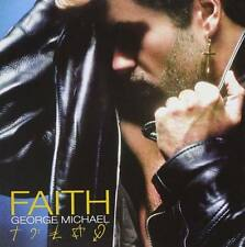 GEORGE MICHAEL Faith CD 1987 Wham * NEU