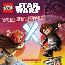 La venganza de los sith (LEGO Star Wars: 8x8) (Spanish Edition)-ExLibrary
