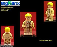 DOCTOR WHO #5 Doctor Custom Printed LEGO Minifigure NO DECALS USED!