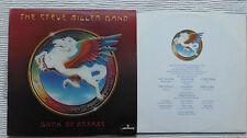 The Steve Miller Band Book of Dreams (Rare/Good) Original UK 1977 vinyl