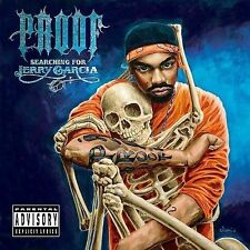 Searching for Jerry Garcia [PA] by Proof (CD ONLY)