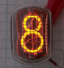 IN-12A NEW NIXIE TUBES Lot of 1. FOR CLOCK BRAND NEW! CHEAP! BEST FREE SHIPPING