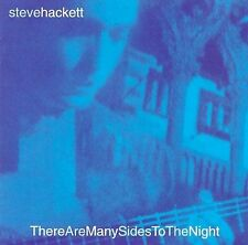 There Are Many Sides to The Night by Steve Hackett (Genesis) CD 1999