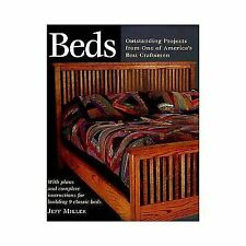 Step-By-Step Furniture: Beds : Outstanding Projects from One of America's...