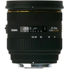#CodSale Sigma 24-70mm F2.8 EX DG Macro Lens Nikon Brand New With Shop Agsbeagle