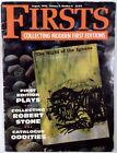 FIRSTS: THE BOOK COLLECTOR'S MAGAZINE (August 1992) Collecting Robert Stone