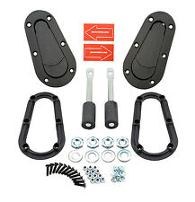 AeroCatch® XTREME Aufbau Motorhauben Schnell Verschluss Motorsport Haube