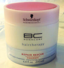 Schwarzkopf BC Bonacure hairtherapy Repair Rescue Treatment 6.8 oz Rinse Out