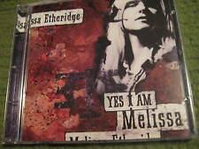 Vintage Original MELISSA ETHERIDGE Yes I Am CD 201