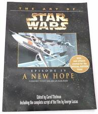 The Art of Star Wars A New Hope Book Titan Books