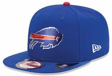 BUFFALO BILLS 2016 NFL NEW ERA DRAFT DAY SIDELINE 9FIFTY SNAPBACK HAT CAP BLUE