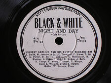 Wilbert Baranco-Charles Mingus/Night & Day/Black & White 41/NEW OLD STOCK*