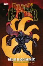 Wer ist BLACK PANTHER HC (US #1-6) deutsch VARIANT-HARDCOVER Avengers/Civil War