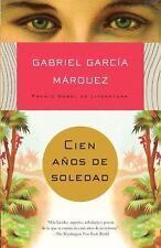 Vintage Espanol Ser.: Cien Años de Soledad by Gabriel García Márquez (2009,...
