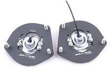 Camber Plates Fiat CINQUECENTO Uniball verstellbare einstellbare Domlager