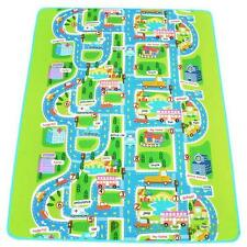 Lovely Car Road Track Children Play Mat Pad Rug Lego Big 2M x 1.6M + Carry Bag
