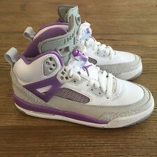 Gently Owned Nike Air Jordan Spizike Shoes Girls Suze US 4Y - Only Worn Once