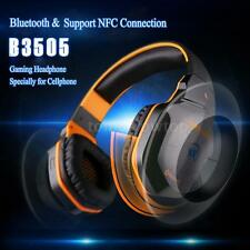 Wireless Bluetooth Gaming Headset Headphone w/ Mic For iPhone Samsung PC PS3 PSP