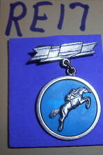 RE17 Unknown badge possibly Mongolian or North Korean