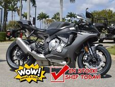 Grey Black Complete Fairing Injection for 2015-2016 Yamaha Yzf R1 1000