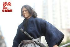 "1/6 Scale Onimusha Samurai Takeshi Kaneshiro 12"" Action Figure Colllectible Toy"