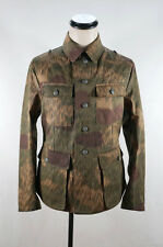 WWII German Heer Tan & water camo M43 field tunic 3XL