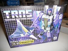 Impossible Toys Tetra Squadron TS-03 Prankstor, 3rd Party Transformers MISB