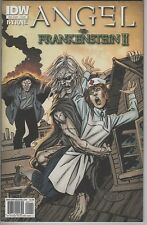 Angel vs Frankenstein II #1 one shot comic book John Byrne TV show series Whedon