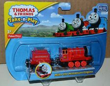 Thomas and Friends Take n Play MIKE THE MINIATURE ENGINE Portable NEW