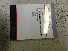 1994 1995 1996 1997 1998 Toyota Land Cruiser Automatic Transmission Manual BOOK