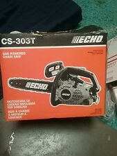 "Echo CS303T-12 Top Handle Chainsaw 30.1 CC Engine with 12"" Bar and Chain ms201t"