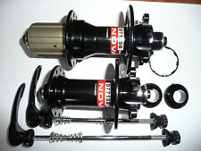 Novatec D771SB and D772SB 24h disc hubs for MTB, CX or Road bikes