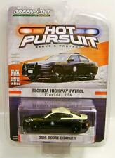 2015 '15 DODGE CHARGER FLORIDA STATE TROOPER COP GREENLIGHT HOT PURSUIT DIECAST
