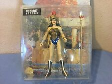 1999 DC DIRECT WONDER WOMAN FIGURE-VARIANT RARE NIB