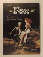 Fox Jours Corbeaux Charles Dufaux Luxe BD Must 1998