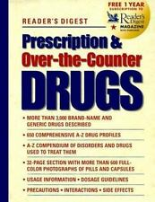 Prescription and Over-the-Counter Drugs by Reader's Digest Editors (1998)