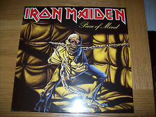 Iron Maiden - Piece of Mind Brand New Sealed 180 Gram Vinyl LP