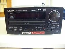 TEAC CR-H255 CD/Receiver Retro style Japan RDS DAB MP3 USB 25 Watts per channel