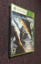Metal Gear Rising Revengeance Microsoft Xbox 360 NTSC New WalMart Soundtrack