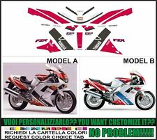 kit adesivi stickers compatibili fzr 1000  genesis 1992