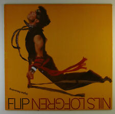 "12"" LP - Nils Lofgren - Flip - K6447c - washed & cleaned"