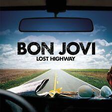 BON JOVI  LOST HIGHWAY VINILE LP 180 GRAMMI NUOVO SIGILLATO !