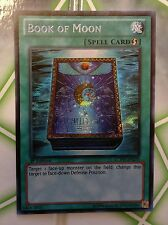YUGIOH Book of Moon (LCYW-EN270) Secret Rare 1st Edition